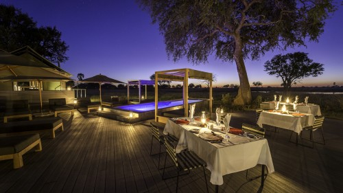 Check out the brand new Linkwasha Camp in Hwange, Zimbabwe - Wilderness Safaris