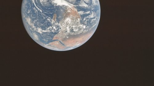 The Blue Marble shot by Apollo crew